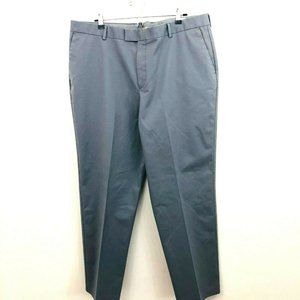 CHARLES TYRWHITT Gray Chino Dress Pants 42x32 NWOT